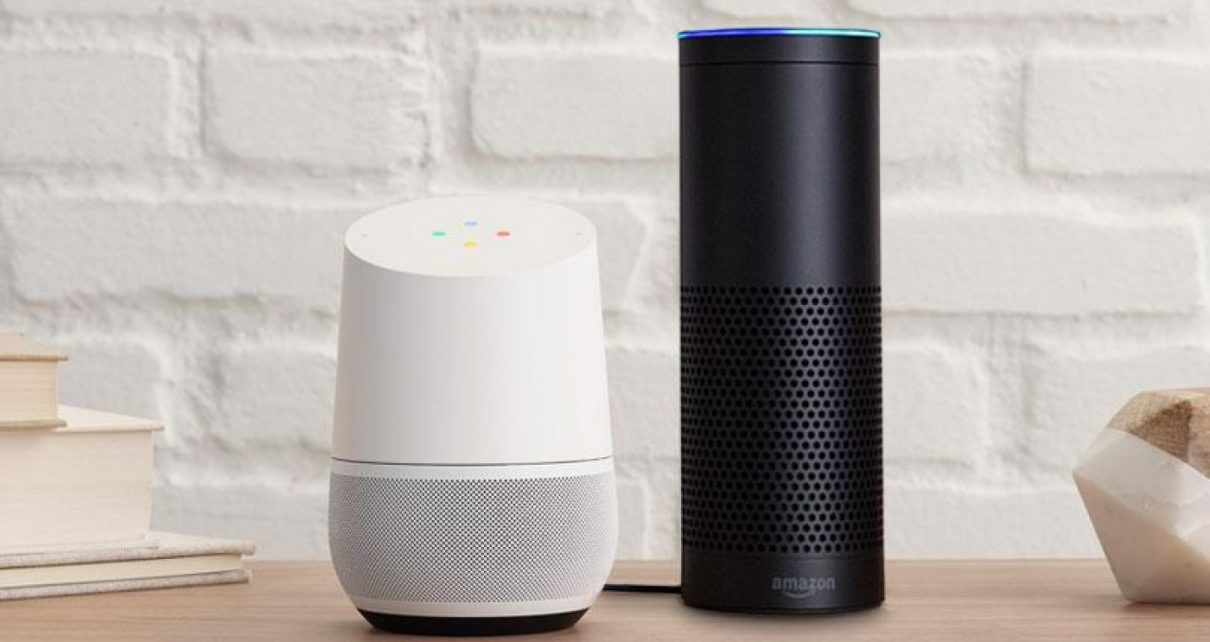 Comparaison Google Home et Amazon Alexa